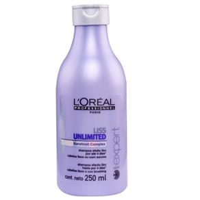 Loreal Profissional Liss Unlimited Shampoo 250 Ml