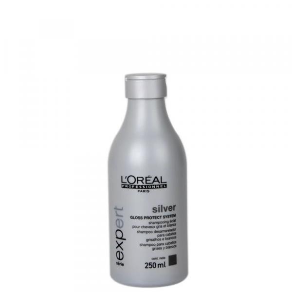 Loreal Profissional Shampoo Silver 250 Ml