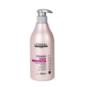 Loreal Profissional Vitamino Color Shampoo - - 500 Ml