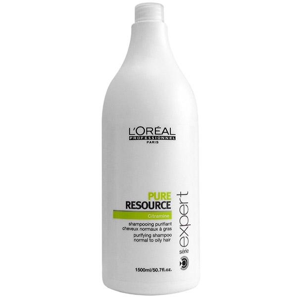 Loreal Profissional Pure Resource Shampoo 1,5 Litros - Loréal Profissional