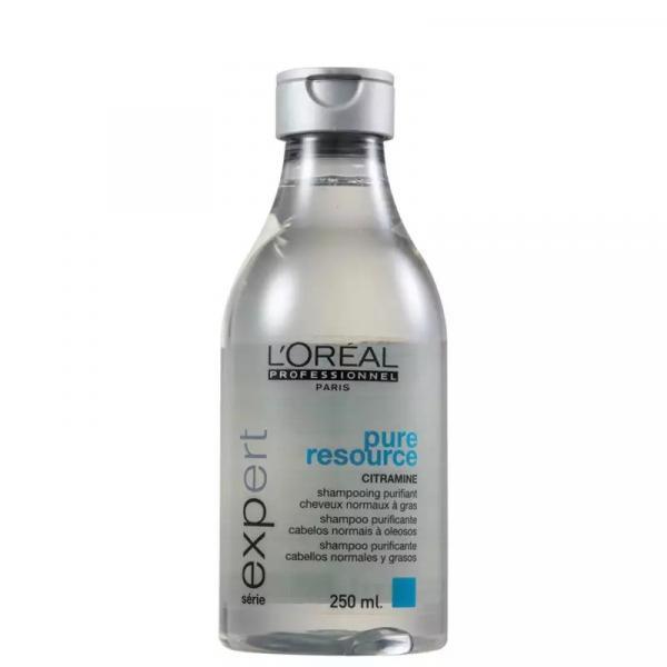 Loreal Pure Resource Shampoo 250ml - Loreal Professionnel