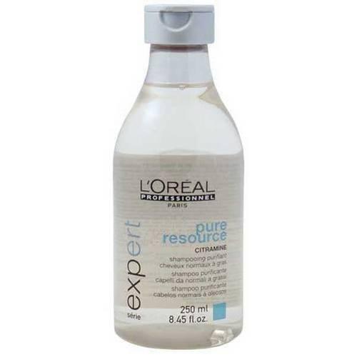 Loréal Pure Resource Shampoo 250ml