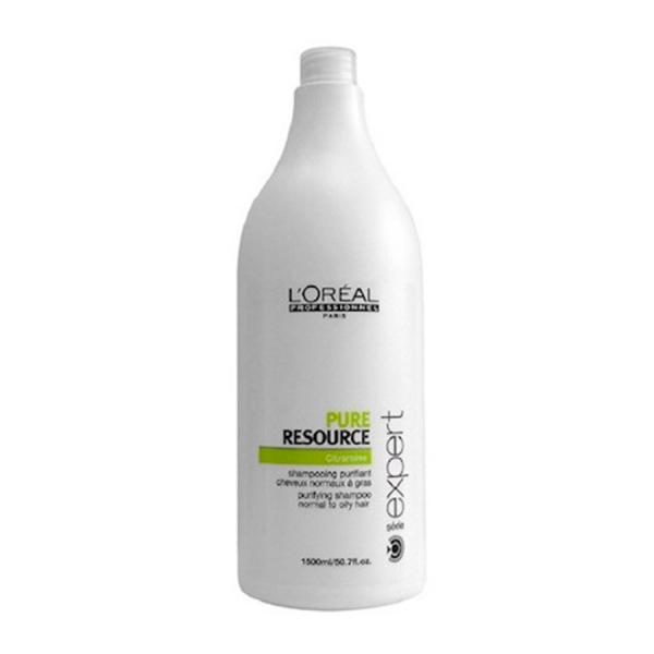 Loreal Shampoo Pure Resource 1,5l