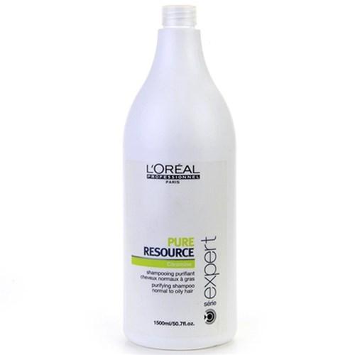Loreal Shampoo Pure Resource 1500ML