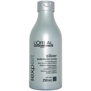 Loreal Shampoo Silver - 250ml - 250ml