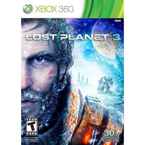 Tudo sobre 'Lost Planet 3 - Xbox 360'