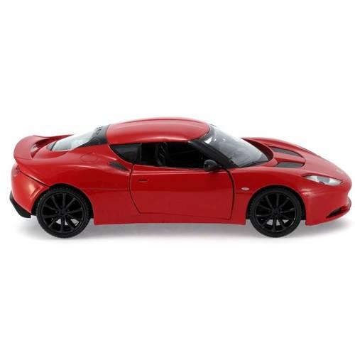 Lotus Evora S Motormax 1:24 Vermelho