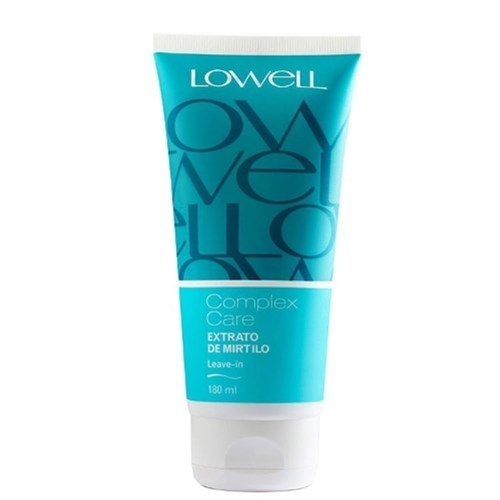 Lowell Complex Care Leave-in Extrato de Mirtilo 180ml