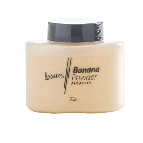 Luisance Banana Powder Fixador 32g L9013