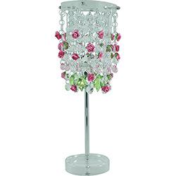 Luminária de Mesa Petit Rosa - Carambola