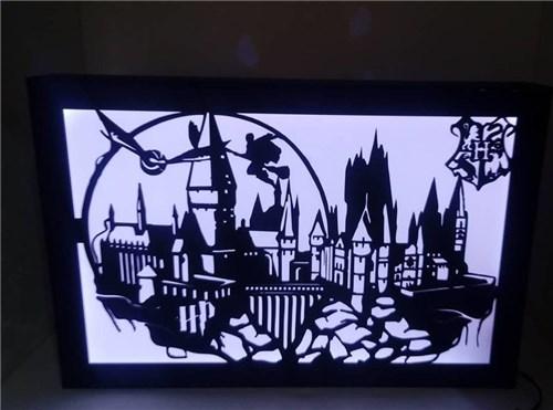 Tudo sobre 'Luminaria Harry Potter'