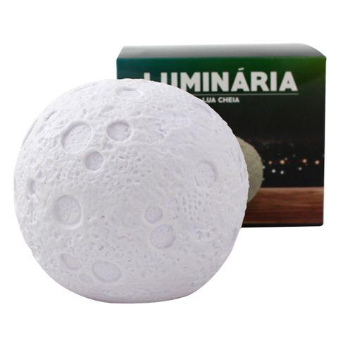 Tudo sobre 'Luminária Lua Cheia'
