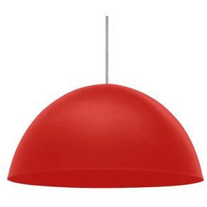 Luminária Pendente Taschibra TD 821F - Vermelho Fosco