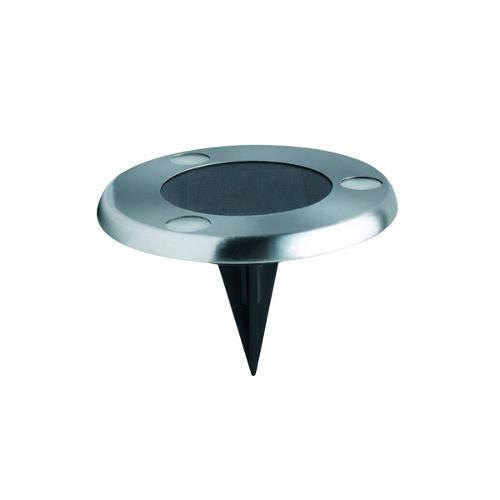 Tudo sobre 'Luminária Solar Inox Uplight - Ecoforce'