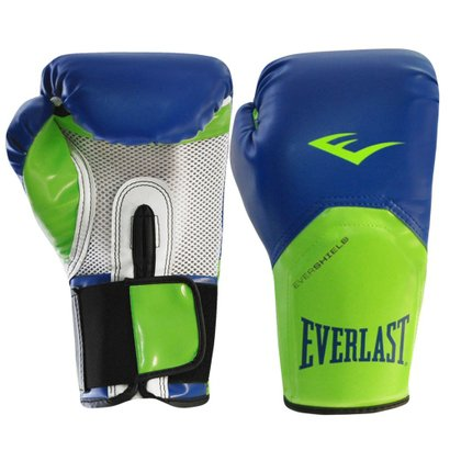 Luva Boxe Everlast Pro Style Elite Training 14 Oz