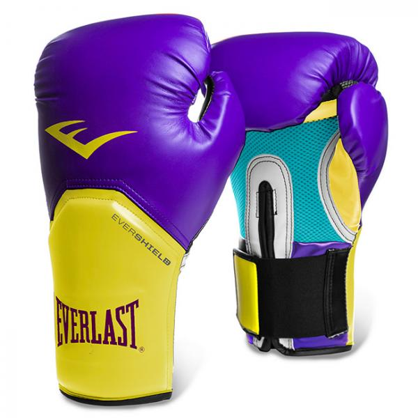 Luva de Boxe Everlast Pro Style Elite Training 14 Oz