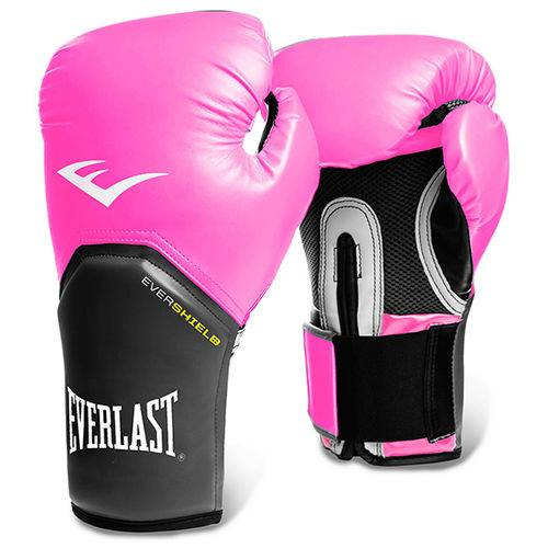 Luva de Boxe Everlast Pro Style Elite Training 8 Oz