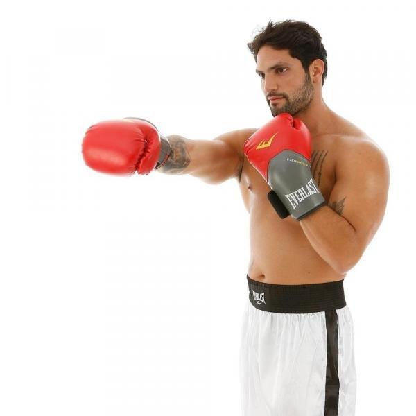 Luva de Boxe/Muay Thai Everlast Pro Style - 14 Oz