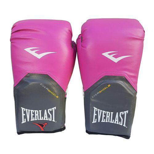 Luva de Boxe / Muay Thai Feminina 08oz - Rosa - Pro Style - Everlast