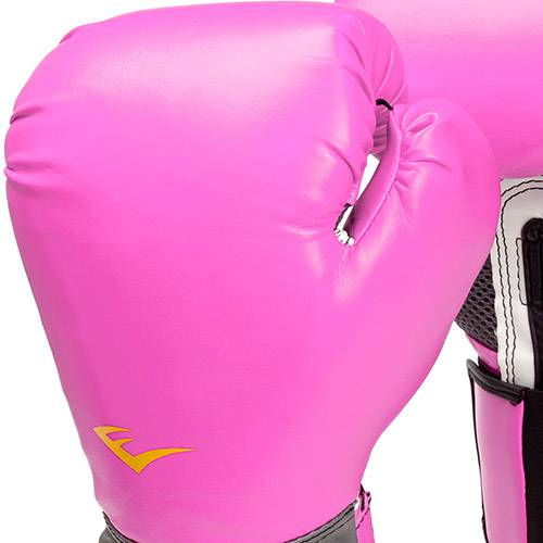 Luva de Boxe Pro Style 08oz Pink - Everlast