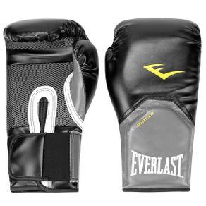 Luva de Boxe - Pro Style 12OZ - Everlast Preta