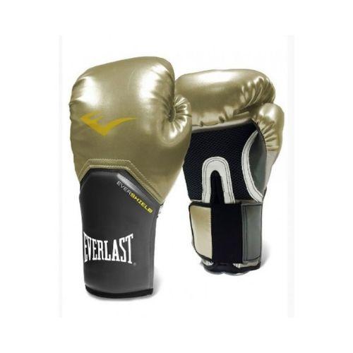 Luva de Boxe Pro Style - Dourada - Everlast
