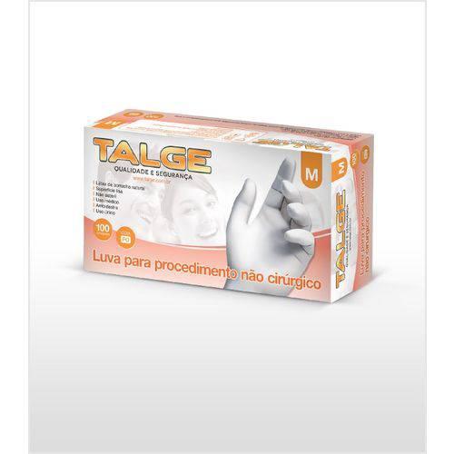 Luva de Látex para Procedimento Talge com 100