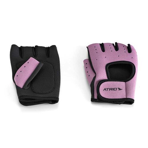 Luva para Musculação Atrio Rosa - Es133
