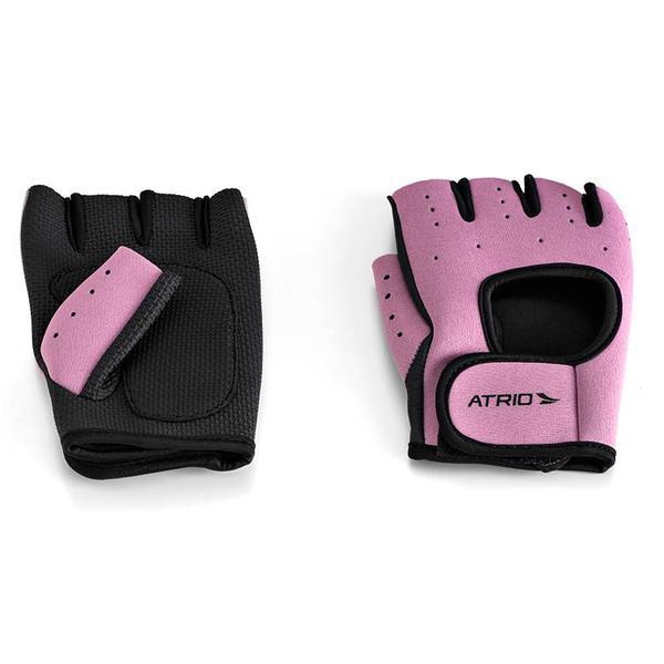 Luva para Musculação Atrio Rosa ES133
