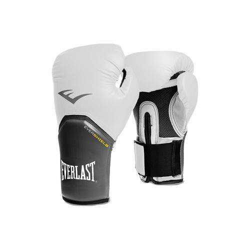 Luva Pro Style Elite Training - Everlast - BRANCA - 14 OZ