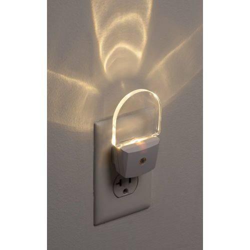 Tudo sobre 'Luz Noturna com Sensor Automático Led - 2 Peças'