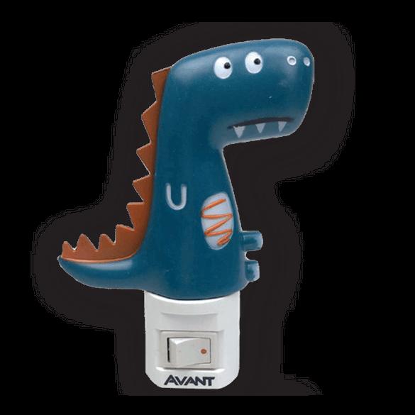 Tudo sobre 'Luz Noturna Led Dinossauro Avant - 1W BIVOLT'