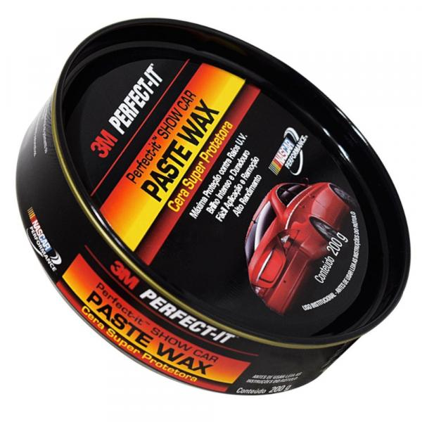 3M Cera Paste-Wax Super Protetora 200 Gr