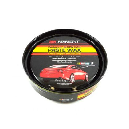 3M Cera Super Protetora Paste Wax 200g 3M