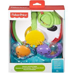 Maçã de Atividades - Fisher Price/Mattel DFP89 - Único