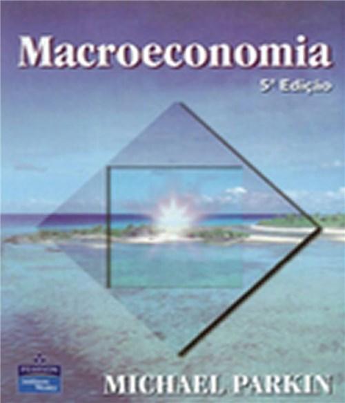 Macroeconomia - 05 Ed