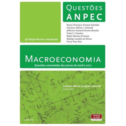 Macroeconomia - Questoes Anpec - Elsevier