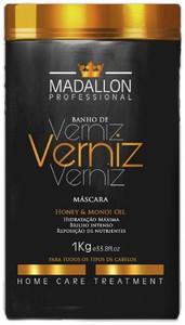 Madallon Máscara Banho de Verniz 1kg