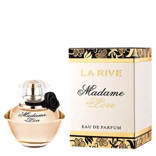 Madame In Love Perfume Feminino La Rive Eau de Parfum 90ml
