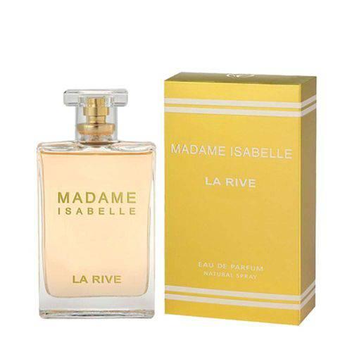 Tudo sobre 'Madame Isabelle La Rive F Edp 90ml'