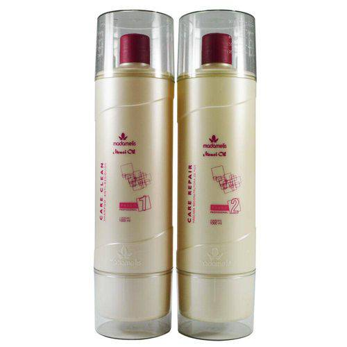Tudo sobre 'Madame Lis - Escova Progressiva Umbrella Evolution - 2x1000ml'