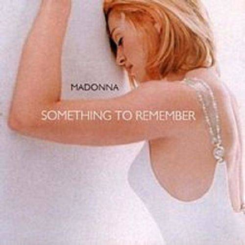 Tudo sobre 'Madona Something To Remember - Cd Pop'