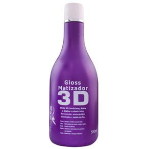Magic Color 3D Gloss Matizador Ice Blond - 550 Ml