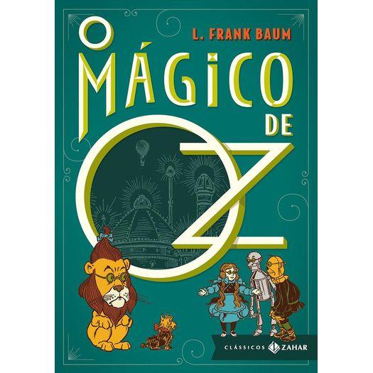 Magico de Oz, o - Edicao Bolso de Luxo - Zahar