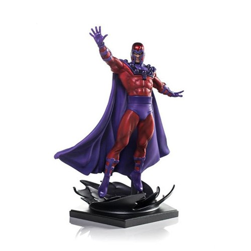 Magneto 1/10 - Marvel Comics - Iron Studios