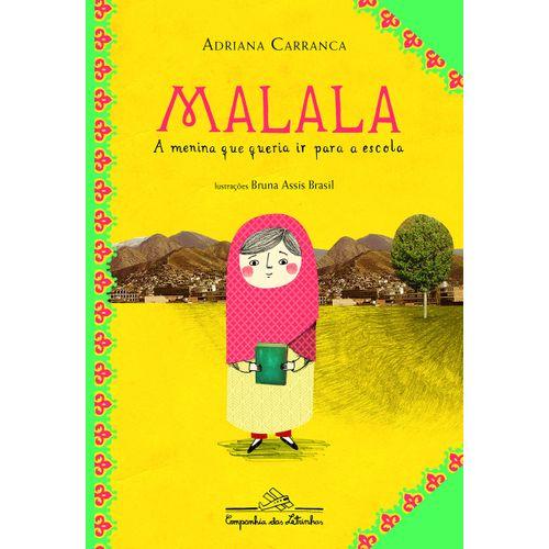 Tudo sobre 'Malala a Menina que Queria Ir para a Escola'