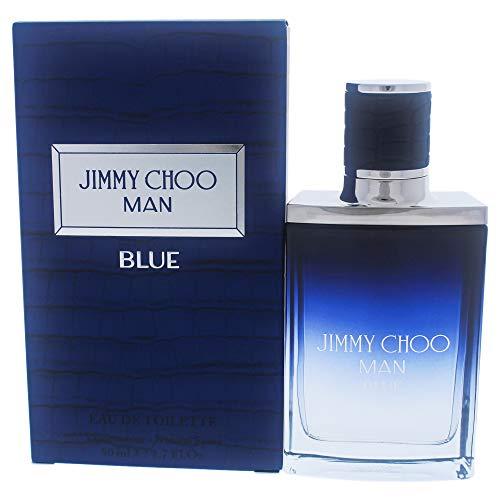 Man Blue Jimmy Choo Eau de Toilette - Perfume Masculino 50ml