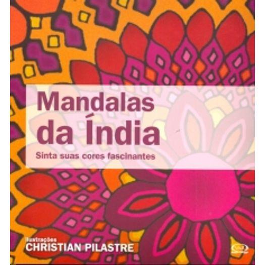 Tudo sobre 'Mandalas da India - Vergara e Riba'