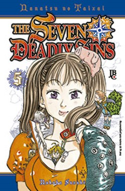 Mangá The Seven Deadly Sins #05