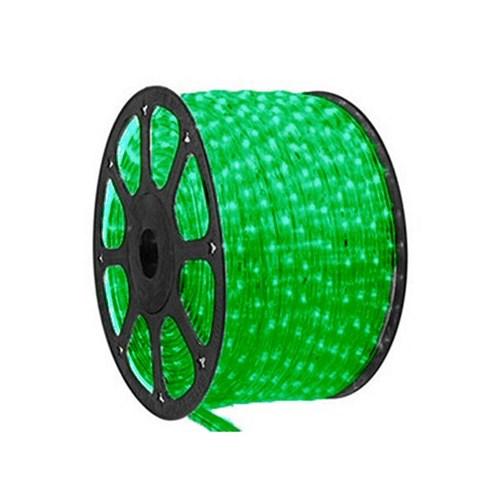 Tudo sobre 'Mangueira Led Luz Verde 10M Ip 65 Uniled 127V (110V) (Branco)'